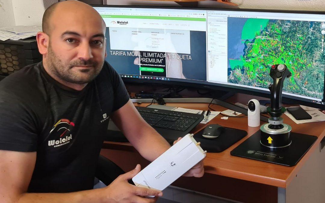 Equiparar el servicio de Internet del rural a la ciudad